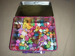 Shopkins - lunch box tin for Sale in Brooklyn, NY