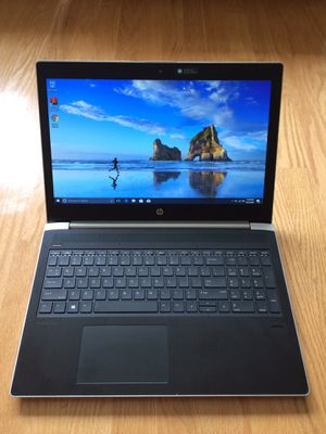 HP ProBook 455 G5 - A10 8gb 500hdd for Sale in Chicago, IL