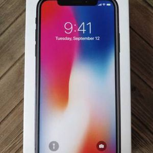 Iphone X 256 Used For 2 Weeks Have Receipt From Apple unlocked to any carrier . Mint condition with original box and and all accessories. Pick up ok for Sale in North Wales, PA