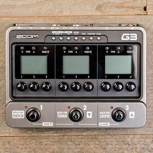 Zoom G3 Multi Effect guitar pedal for Sale in Norfolk, VA