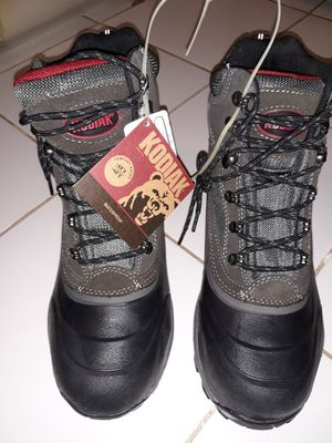 KODIAK BOULDER WATERPROOF TEMPERATURE RATED BOOTS for Sale in Rockville, MD
