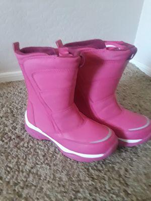 SNOW BOOTS SZ 2 KIDS for Sale in Surprise, AZ