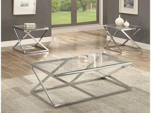New in Box 3pc. Coffee Table Set for Sale in Austin, TX