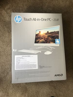 HP touch all in one PC for Sale in Mechanicsburg, PA