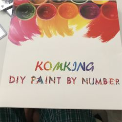 DIY Paint By Number for Sale in Lutz,  FL