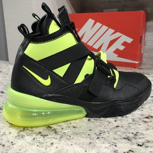 🆕 BRAND NEW Nike Air Force 270 Shoes for Sale in Dallas, TX