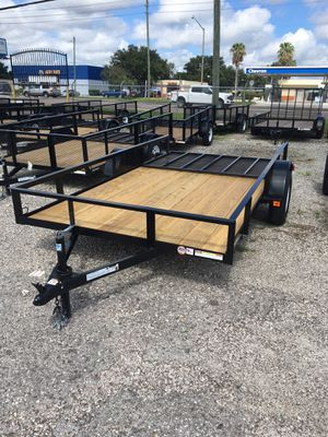 6X12 UTILITY TRAILER for Sale in Tampa, FL