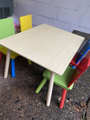 Free kids table for Sale in Clifton Heights, PA
