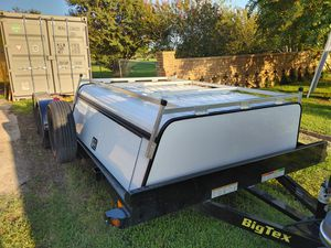 Truck tool box camper for Sale in Waxahachie, TX