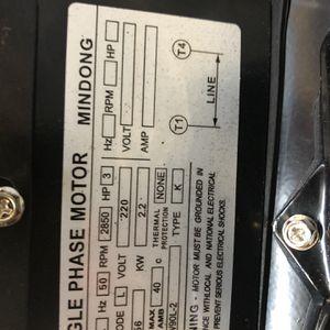 Hydraulic Pump 3 Hp 4 Gal Tank for Sale in Silverado, CA