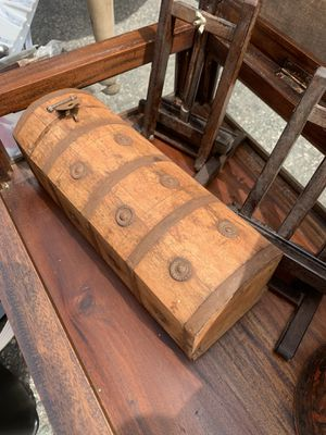 Rustic, Antique wood boxes -set for Sale in Los Angeles, CA