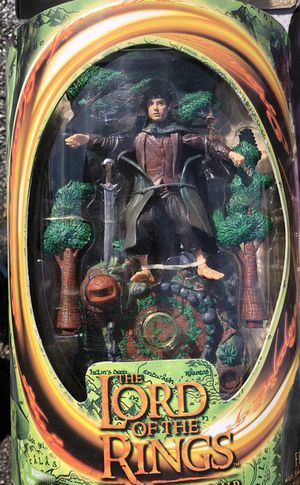 THE LORD OF THE RINGS action figure for Sale in Arlington, TX