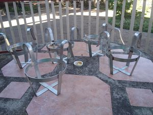 Metal Plant Pot holders for Sale in Irving, TX