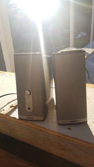 Bose gaming speakers for Sale in Fontana, CA