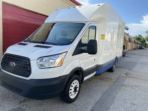 2017 FORD TRANSIT 350 HD DUALLY BOX TRUCK for Sale in Pompano Beach, FL
