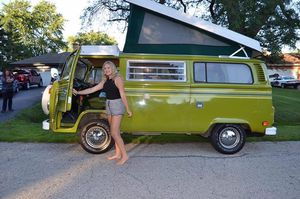 Vw camper van westy for Sale in Lombard, IL