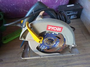 ryobi saw for Sale in Los Angeles, CA