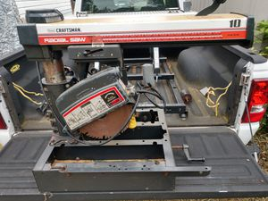 Radial arm saw for Sale in Milwaukie, OR