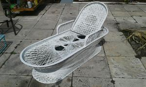 Vintage outdoor furniture for Sale in West Palm Beach, FL
