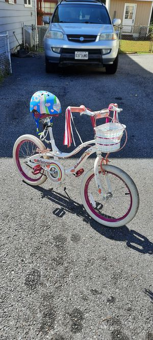Girls 18 inch Schwinn Mythic bike for Sale in Rockville, MD