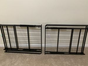 Foldable metal bed frame queen size for Sale in Morrisville, NC