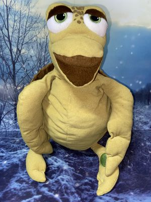 "Large Disney store Finding Nemo Crush Sea Turtle 18"" plush for Sale in Bellflower, CA"