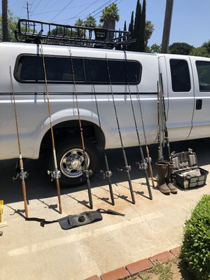 Fishing gear!! for Sale in Escondido, CA