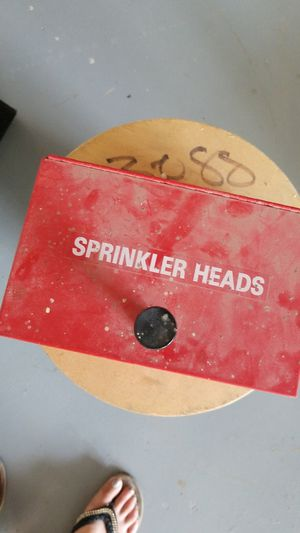 Sprinkler heads for Sale in Montgomery, IL