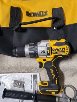 Dewalt 20V Max XR Brushless Premium Heavy-duty Hammer Drill for Sale in Vancouver,  WA
