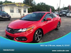 2015 Honda Civic Coupe for Sale in Miami, FL