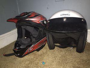 Dirt bike Helmets for Sale in Washington, DC