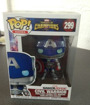 Captain America Funko Pop NEW for Sale in Cleveland, OH