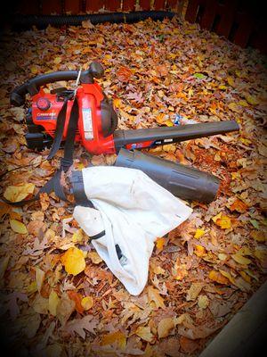 Troy-Bilt Gas Handheld Leaf Blower/Vacuum for Sale in Fairfax, VA