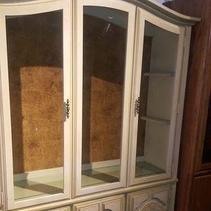 Yellowish Green China Cabinet for Sale in Auburn, WA