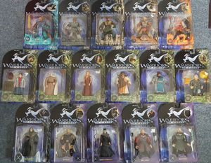 Entire Set + 2 of Warriors of Virtue Action Figures for Sale in Woodbridge, VA