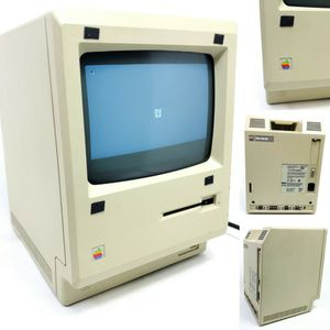 *For Restoration Or Repair* Vintage Apple Macintosh 512K Computer M0001 W Fat Mac 1984 PC for Sale in Seattle, WA