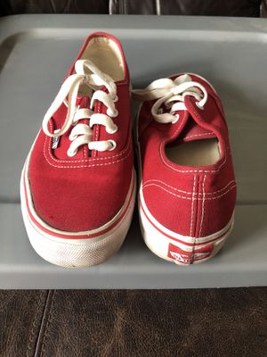 Vans Shoes Size 7.5 for Sale in Littleton, CO