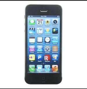 iPhone 5 unlocked for Sale in Reston, VA