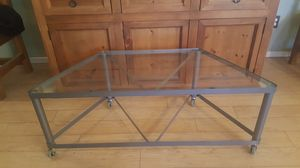 Coffee table glass for Sale in Chandler, AZ