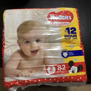 Huggies Diapers for Sale in Queens, NY