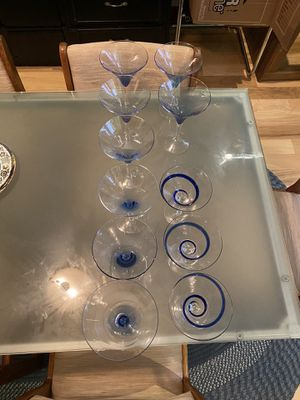 Matching Martini Glasses for Sale in Bailey's Crossroads, VA