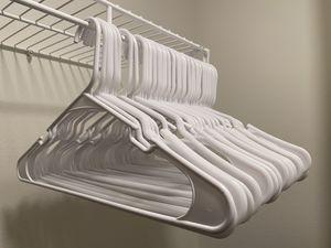 Sleek hangers (60 pieces) for Sale in Bellevue, WA
