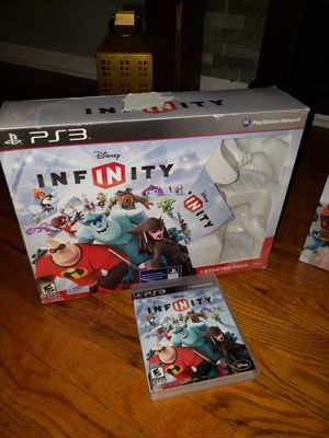 Disney Infinity 1.0 - PS3 for Sale in New York, NY