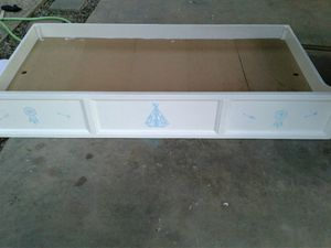 Completely Refurbished Twin Bed Frame for Sale in Merced, CA