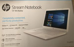 """HP stream notebook 14"""" for Sale in Chicago, IL"""