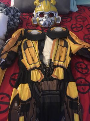 Bumblebee costume for Sale in Cooper City, FL