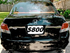 $8OO I sell my family car URGENT 2OO9 Honda Accord Clean title!! for Sale in Billings, MT