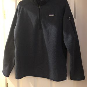 Women's Patagonia Better Sweater 1/4 Zip Fleece Pullover for Sale in Raleigh, NC