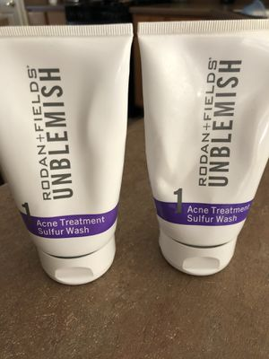Rodan and Fields unblemish acne sulfur wash for Sale in Mesa, AZ