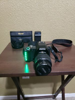 Pentax K-S1 DSLR CAMERA for Sale in Houston, TX